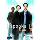 Spooks : Complete BBC Series 2 [2002] [DVD]by Megan Dodds