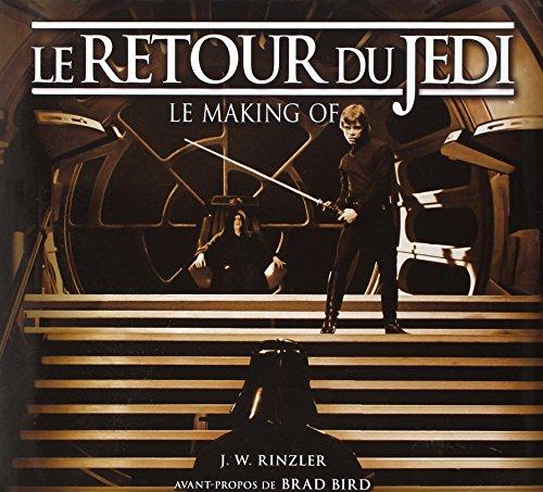 Star Wars Le Retour du Jedi : Le making of