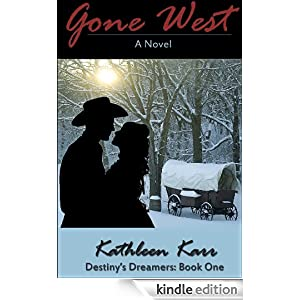 Gone West (Destiny's Dreamers)
