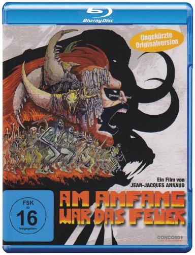 Am Anfang war das Feuer [Blu-ray]