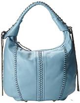 Hot Sale Oryany Handbags Mary Anne MA032 Hobo,Azzuro,One Size