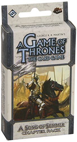 A Game of Thrones LCG: A Song of Summer Chapter Pack Revised - 1