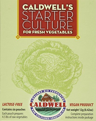 Vegetable Starter Culture Six pouches 12g (Ascorbic Acid Canning compare prices)