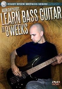 Learn Bass Guitar In 8 Weeks