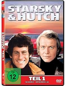 Starsky Amp Hutch Season 3 Vol 1 3 Dvds Amazon De