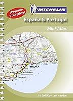 Espana & Portugal : atlas de carreteras : 1/1 000 000, Edition bilingue espagnol-portugais