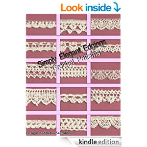Crochet Patterns On Amazon : ... Elegant Edgings Crochet Pattern Patterns, Sharon Santorum - Amazon.com