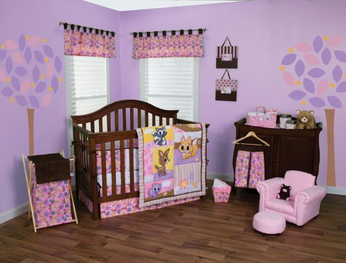 Woodland Crib Bedding