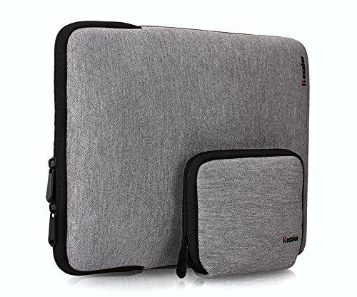 iCozzier la custodia strettissima di cotone a 13.3 polici Solo per Macbook Retina 13.3 - grigio