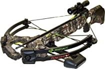 Barnett Penetrator Crossbow Package (Quiver - 3- 20-Inch Arrows and Premium Red Dot Sight)