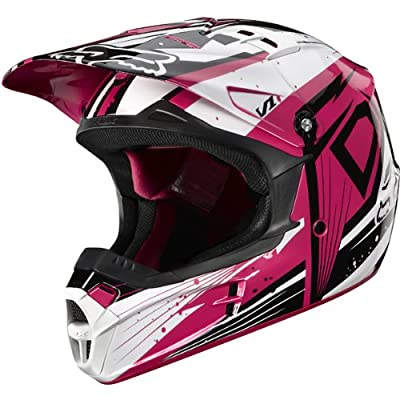 Feature Fox Racing Undertow Youth V1 MX/Off-Road/Dirt Bike