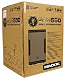 """Mackie SRM550 1600 Watt 12"""" High-Definition B-Amped Active/Powered DJ/PA Speaker with High Definition Audio Processing and Acoustic Correction for Professional Sound"""