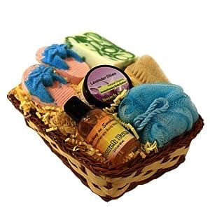 Bath and Body Gift Basket - Ships FREE! by Beach Bum Bath & Body