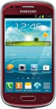Samsung Galaxy S3 mini garnet-red