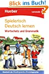 Spielerisch Deutsch lernen - Wortscha...