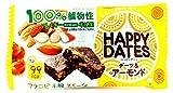 味覚糖 HAPPY DATES デーツ&アーモンド 1個×10個