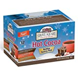 Grove Square Hot Cocoa Cups Variety Pack, Single Serve Cup for Keurig K-Cup Brewers, 12-Count (Pack of 3)