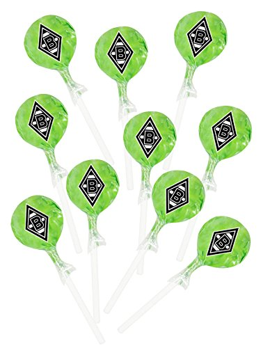 Borussia Mönchengladbach Lolly Lutscher (10er Set)