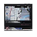 富士通テン HDDナビゲーション内蔵 HDD/DVD/ワンセグ 7.0WVGA 1DIN-AVシステム AVN078HD
