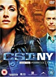 C.S.I: Crime Scene Investigation - New York - Season 3 Part 2 [DVD] [2007]