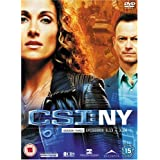 C.S.I: Crime Scene Investigation - New York - Season 3 Part 2 [DVD] [2007]by Gary Sinise
