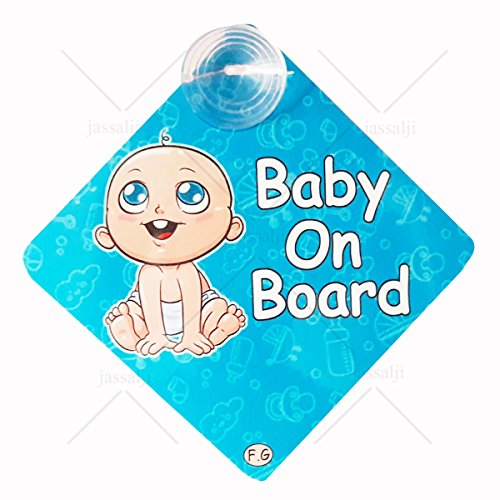 BABY ON BOARD CUTE BABY