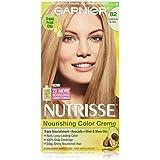 Garnier Nutrisse Nourishing Color Creme, 82 Champagne Blonde
