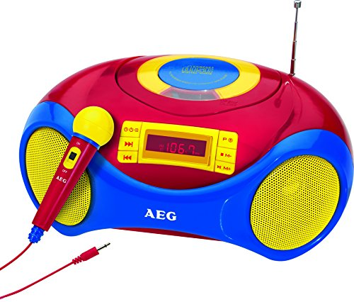 AEG SR 4363 Stereoradio