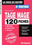 120 fiches tage mage : 120 fiches m�t...