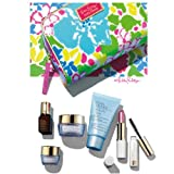 Estee Lauder Online Executive Skincare Makeup Gift Set with Cosmetic Bag