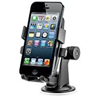 IOttie HLCRIO102 One Touch Windshield Dashboard Universal Car Mount Holder For IPhone 4S/5/5S/5C, Galaxy S4/S3...