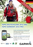 Garmin Freizeit- und Wanderkarte Topo Deutschland 2012 Pro Gesamt