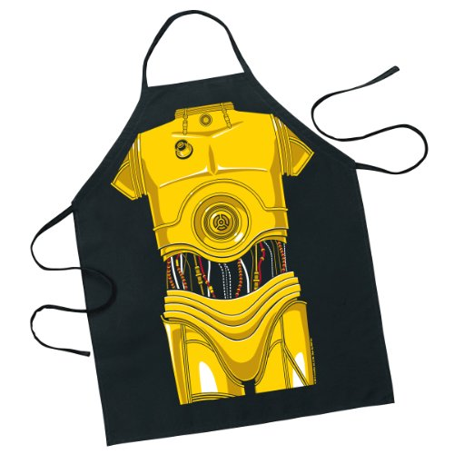 ICUP Star Wars C-3PO Be The Character Apron