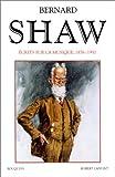 echange, troc Bernard Shaw, Georges Liébert - Ecrits sur la musique, 1876-1950