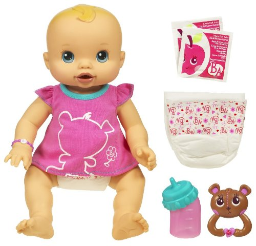 Hasbro Doll Buy New Baby Alive Whoopsie Doo Doll Caucasian For 19 98