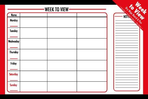 tallon-weekly-dry-wipe-board