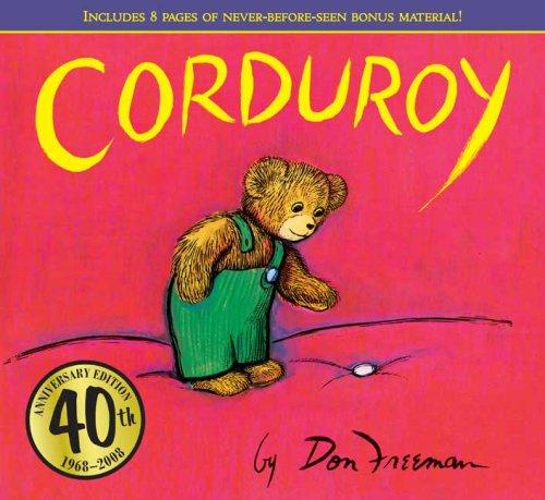 Corduroy (40th Anniversary Edition), Don Freeman