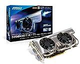 MSI N560GTX-Ti TwinFrozr II Grafikkarte (NVIDIA GF GTX 560 T...