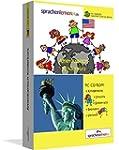 Amerikanisch-Kindersprachkurs von Spr...
