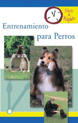 Image of Entrenamiento para Perros (Spanish Edition)