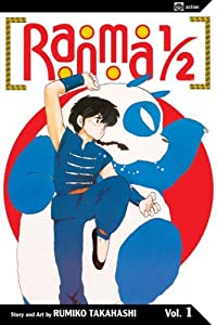 Ranma 1 2, Vol. 1 by Rumiko Takahashi