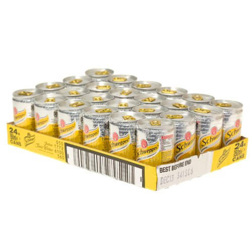 Schweppes-Tonic-Water-150ml-Mini-Can-24-Pack