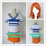 コスプレ衣装+ウイッグ ONE PIECE ワンピース ナミ cosplay