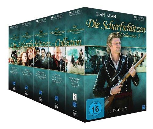 Die Scharfschützen Collection Vol.1 - Vol.5 (exklusiv bei Amazon.de) [15 DVDs] [Collector's Edition]