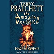 The Amazing Maurice and his Educated Rodents | [Terry Pratchett]