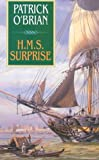 H.M.S Surprise: Library Edition (0786219343) by O'Brian, Patrick
