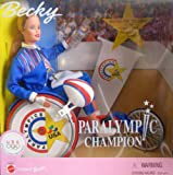 Barbie Becky Paralympic Champion