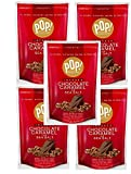 Pop Gourmet Chocolate Salted Caramel (5 pack)