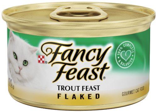 Fancy Feast Flaked Trout Feast