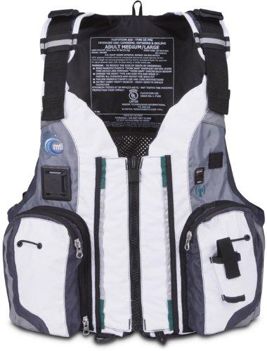 Mti adventurewear dio f spec kayak fishing pfd life jacket for Best kayak fishing pfd